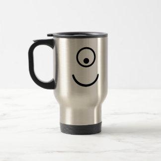 Smiley cyclope eye mugs