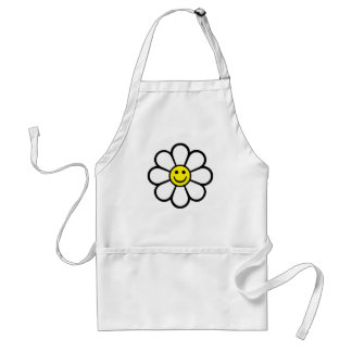 Smiley Daisy Standard Apron