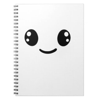 Smiley Day Spiral Notebooks