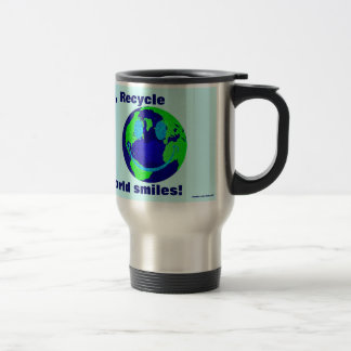 Smiley Earth Mug