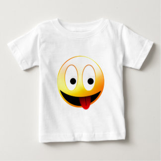 Smiley Face Apparel Baby T-Shirt