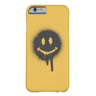 Smiley Face Barely There iPhone 6 Case