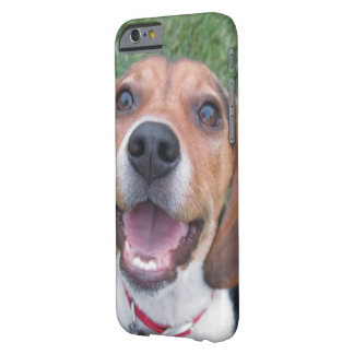 Smiley Face Beagle Barely There iPhone 6 Case