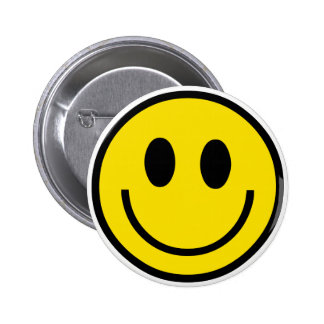 Smiley Face Button