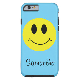 Smiley Face Classic Tough iPhone 6 Case
