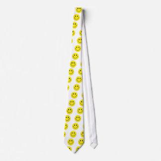 Smiley Face Custom Tie Template