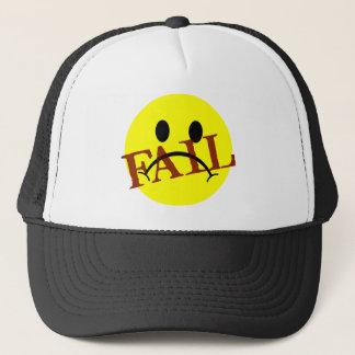 Smiley Face FAIL Trucker Hat