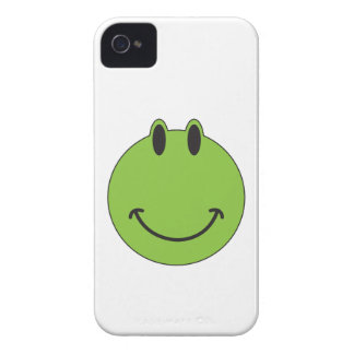 Smiley Face Frog Case-Mate iPhone 4 Case