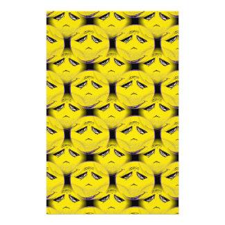 Smiley Face Guru Chorus Customised Stationery