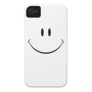 Smiley face iPhone 4 covers
