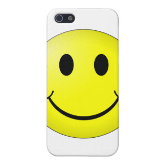 Smiley Face iPhone 5 Cases
