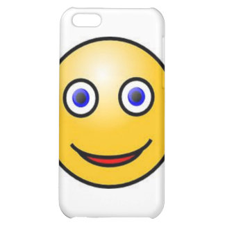 Smiley Face iPhone 5C Case