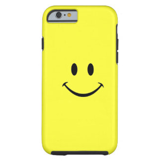 Smiley Face iPhone 6 case