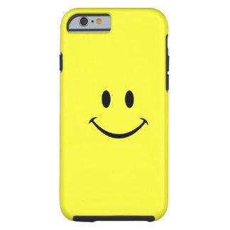 Smiley Face iPhone 6 case Tough iPhone 6 Case