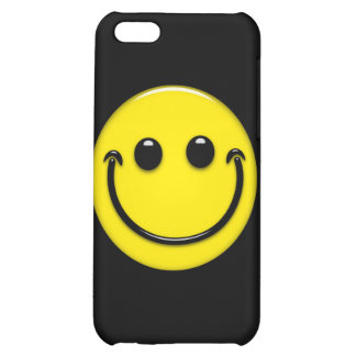 Smiley Face iPhone 5C Cases