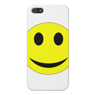 Smiley Face iPhone 5 Case