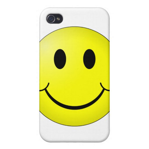 Smiley Face Covers For iPhone 4