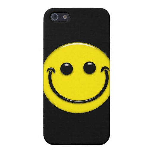 Smiley Face iPhone 5 Cover