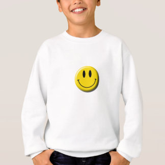 Smiley Face Kid's Sweatshirt