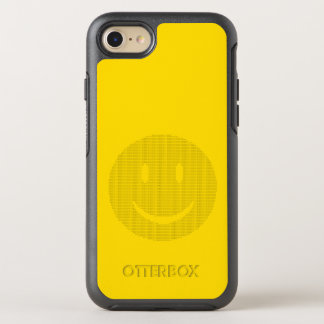 Smiley Face made of Smiley Faces OtterBox Symmetry iPhone 8/7 Case