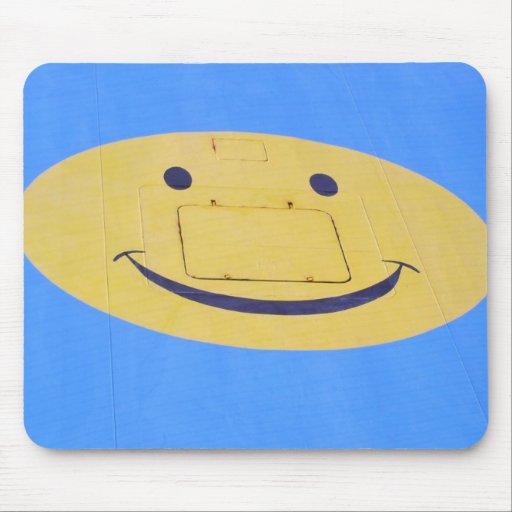 Smiley Face Mousepads
