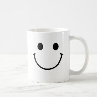 Smiley Face Mug 11 oz or 15 oz