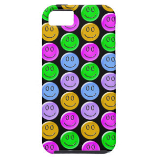 Smiley Face Pattern Design Case For The iPhone 5