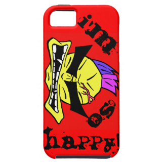 Smiley Face Phone Cover iPhone 5 Cases