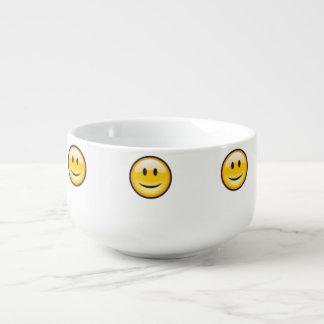 Smiley Face Soup Mug
