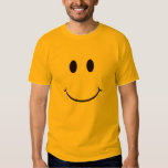 Smiley Face T-Shirt - Customise - Several Styles
