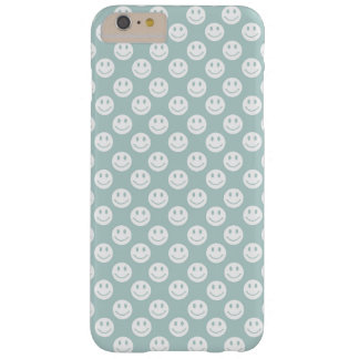 Smiley Faces Barely There iPhone 6 Plus Case