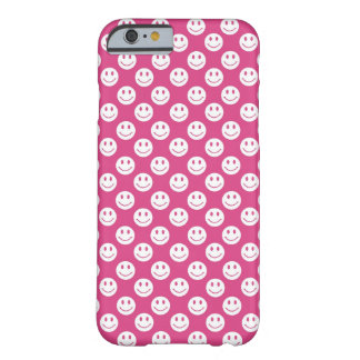 Smiley Faces Barely There iPhone 6 Case