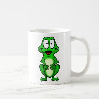 Smiley Frog Mug