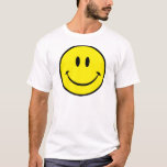 Smiley Happiness Face T-Shirt