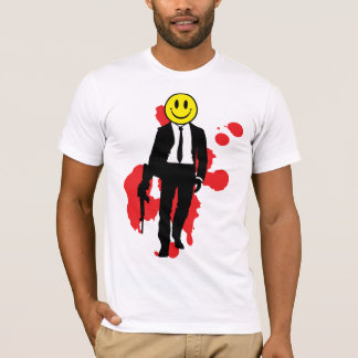 Smiley Hitman T-Shirt