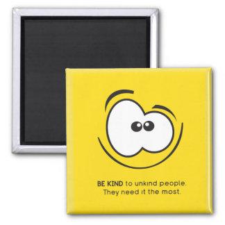 SMILEY KIND | magnet
