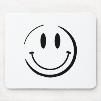 Smiley Mouse Mat
