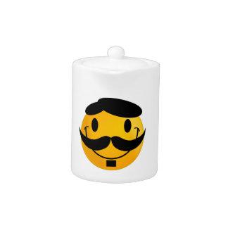 Smiley Moustache