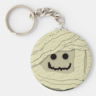 Smiley Mummy Keychain