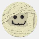 Smiley Mummy Sticker