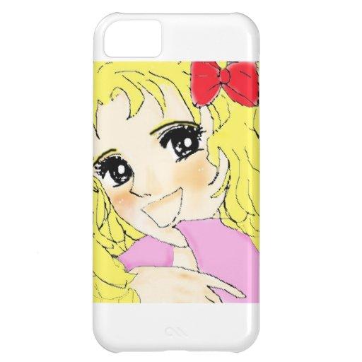 Smiley Niki iPhone 5C Case