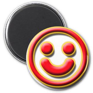 Smiley No. 1 Magnet