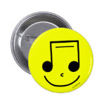 Smiley Notes Buttons