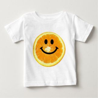 Smiley Orange Slice Shirt
