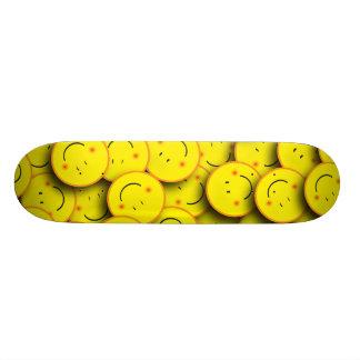 Smiley Skateboard