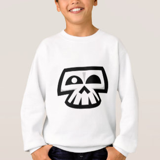 Smiley Skull Sweatshirt