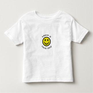 Smiley Toddler T-Shirt