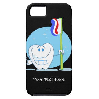Smiley Tooth (customizable) iPhone 5 Case