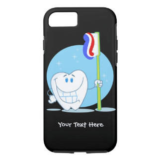 Smiley Tooth (customizable) iPhone 7 Case