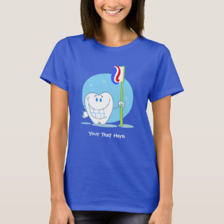 Smiley Tooth (customizable) T-Shirt